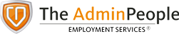The Admin People's logo